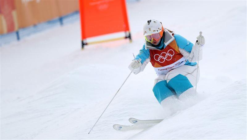 Юлия Галышева завоевала серебряную медаль Кубка мира по фристайлу