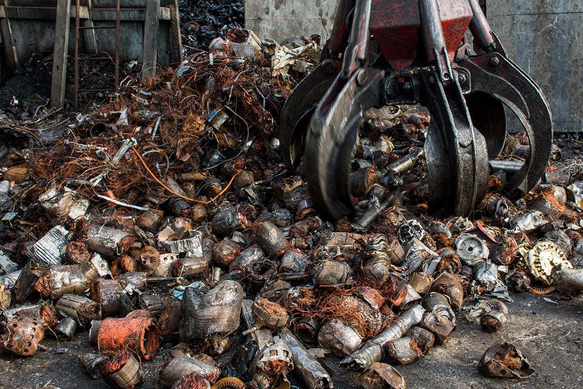 Из-за запрета на экспорт металлолома экономика РК недополучила 400 млрд тенге – эксперт