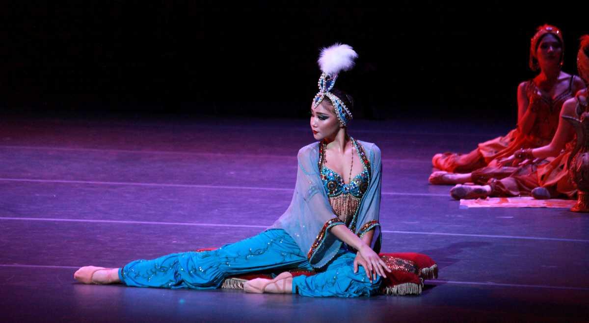 Гастроли театра оперы и балета им. Абая с успехом прошли в Лондоне