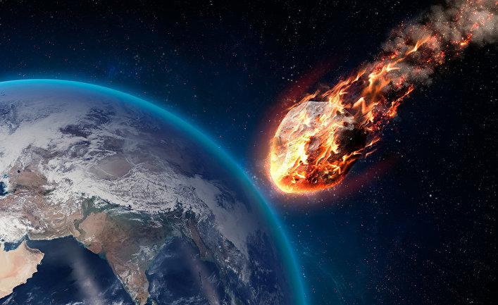 """Астероид размером с челябинский метеорит приближается к Земле – """"Роскосмос"""""""