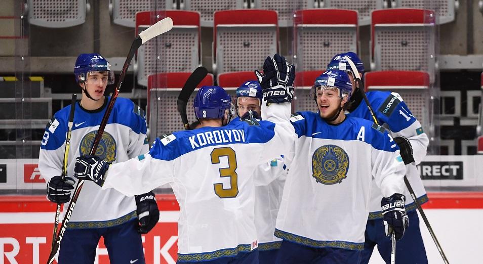 МЧМ-2020 Казахстан проиграл матч за попадание в плей-офф