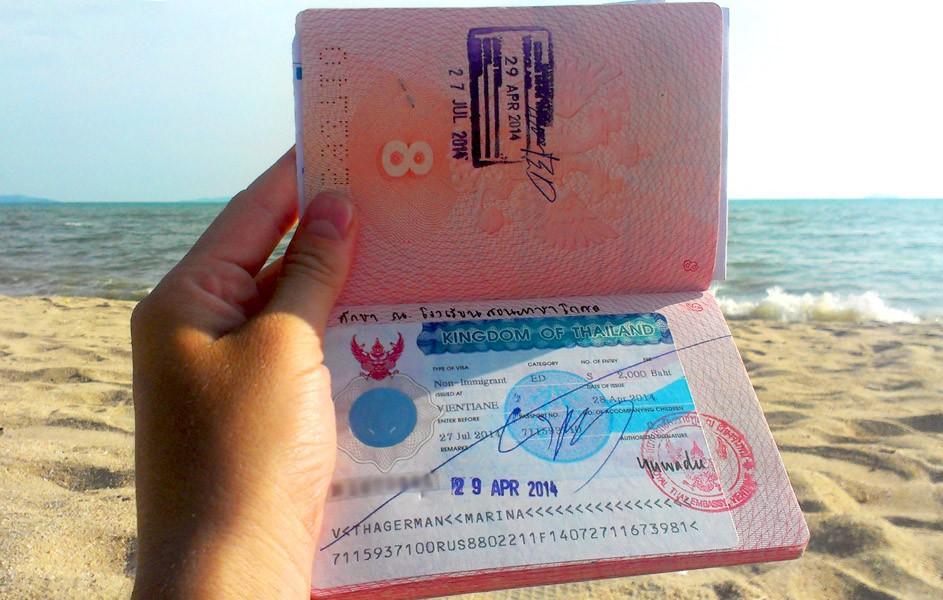 Таиланд Қазақстан азаматтарына виза беруді тоқтатты