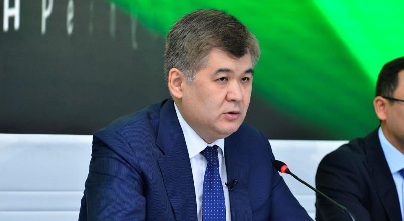 Елжан Биртанов находится под стражей