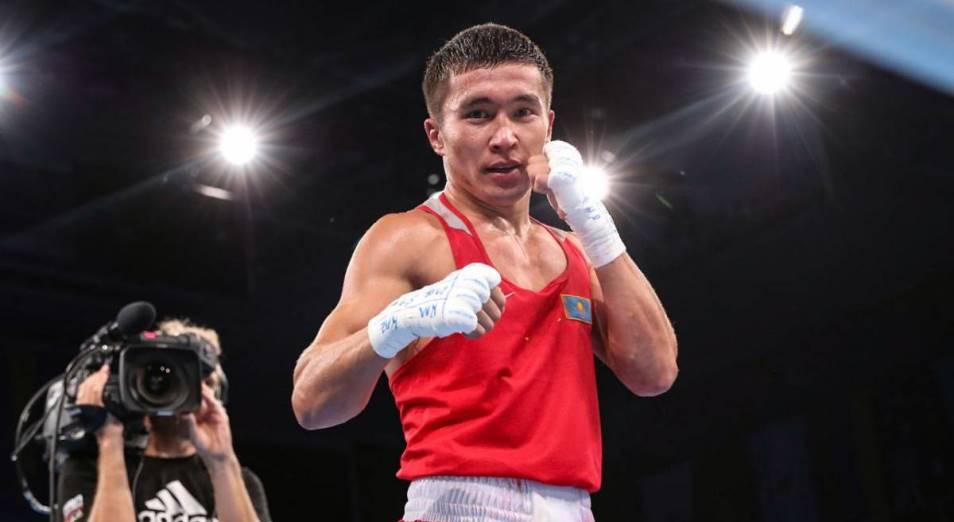 Ералиев дебютировал в профи с победы над узбеком