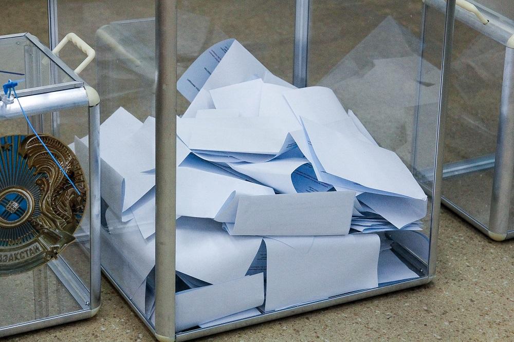 ЦИК РК: в списки избирателей включены 11,9 млн казахстанцев