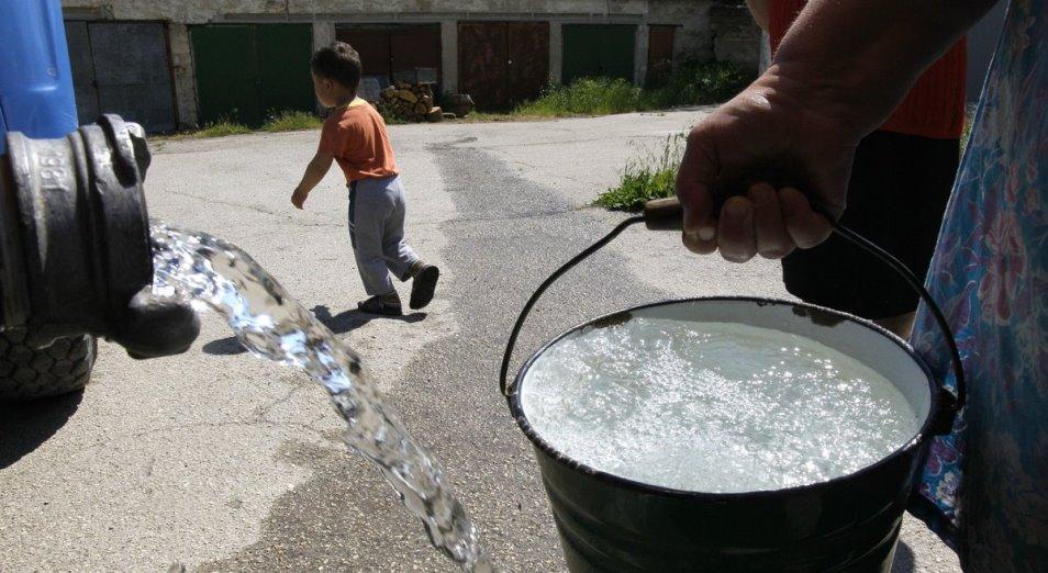 Казахстану грозит дефицит воды