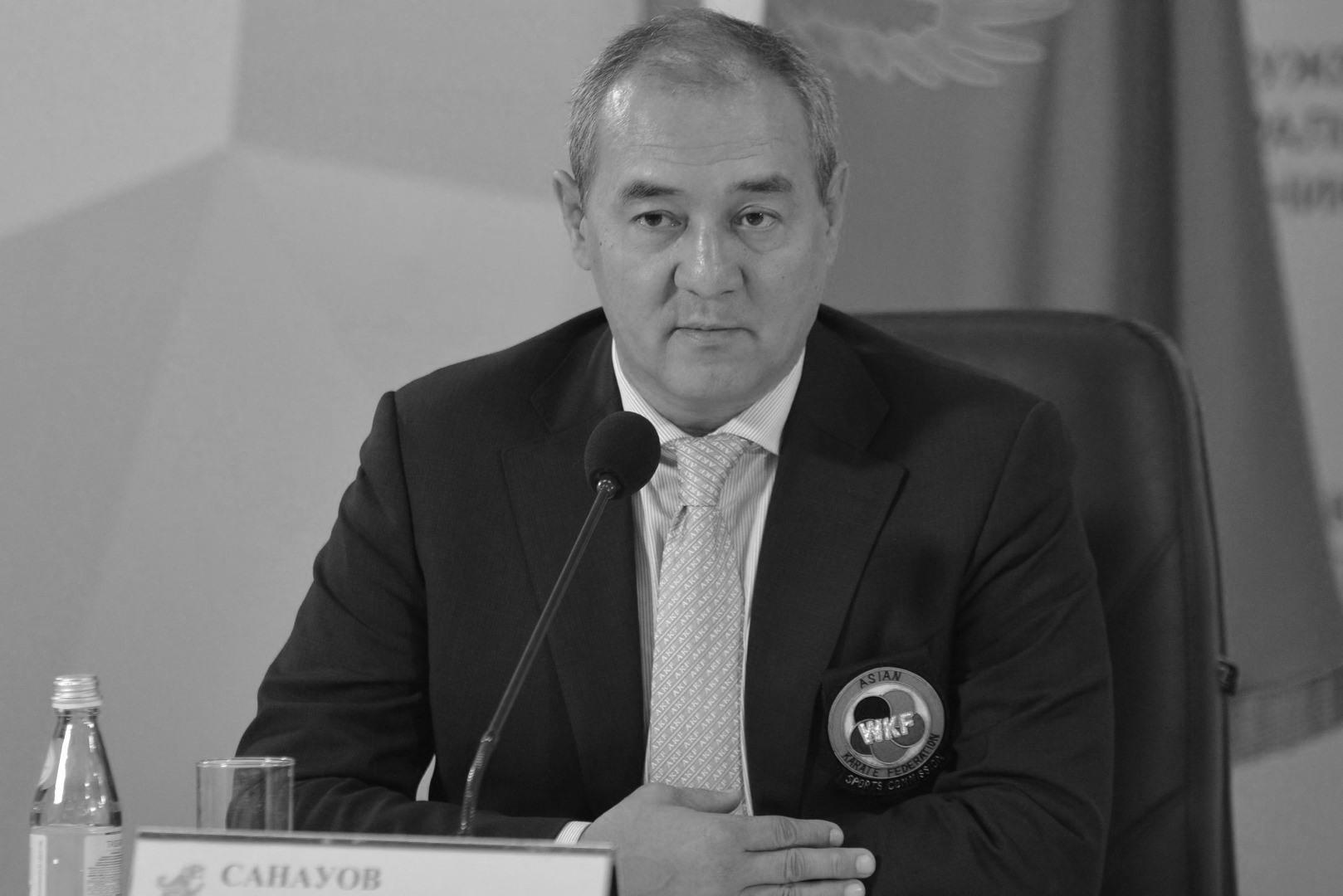 Президент НОК Казахстана выразил соболезнования семье Жасталапа Санауова