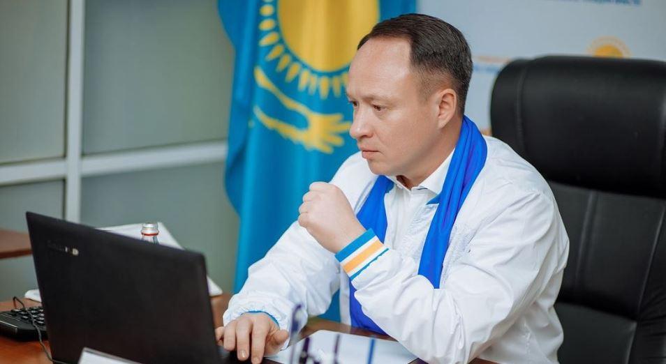 Доктор Болат Садыков: «Призываю голосовать за стабильность и процветание»