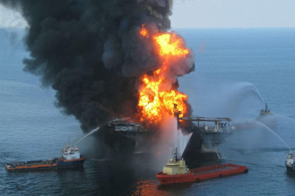 Срочное сообщение: взрыв в Мексиканском заливе затронул Казахстан