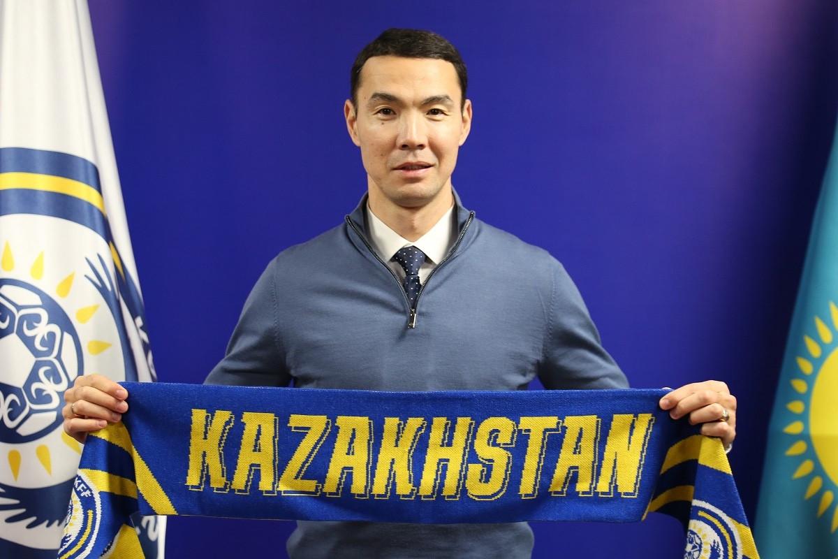 Старшим тренером молодежной сборной Казахстана по футболу назначен Кайрат Нурдаулетов
