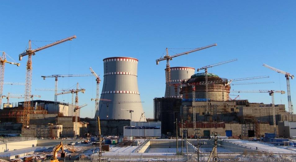 В новом трехлетнем бюджете еще не предусмотрены средства на строительство АЭС
