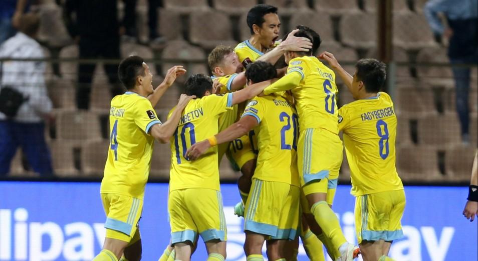 ЧМ-2022: Казахстан становится командой камбэков