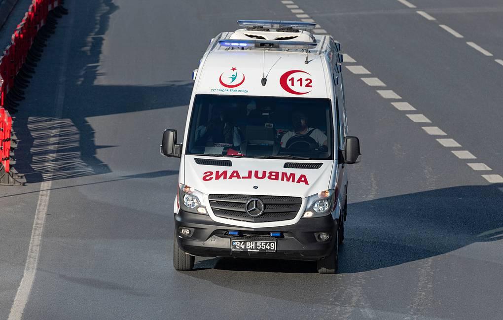 В Турции сообщили о спасении трех членов экипажа затонувшего российского сухогруза