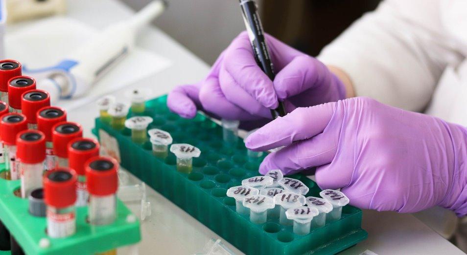 Количество новых заболевших ковидом в РК вновь незначительно выросло