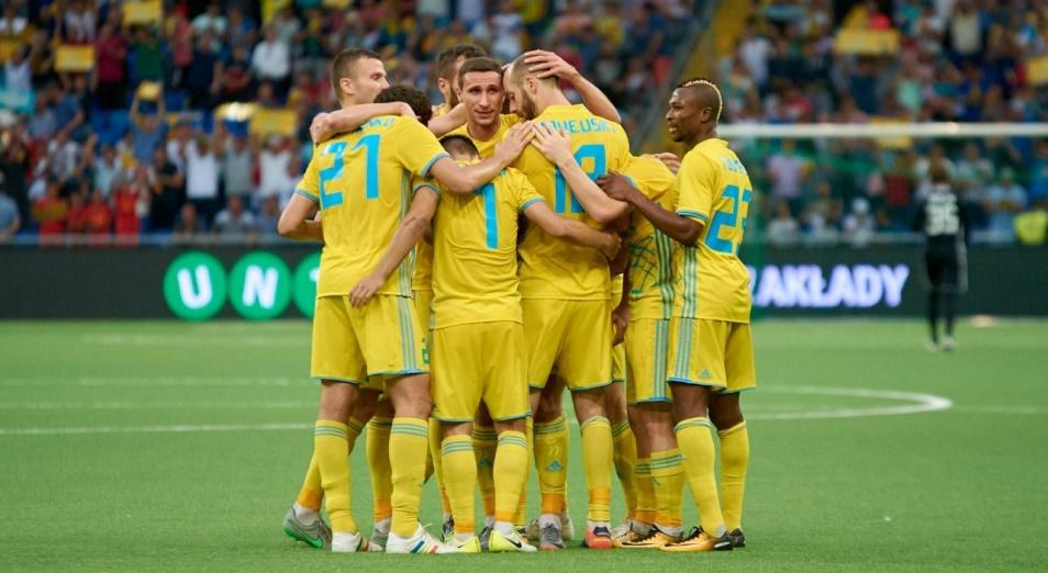 КПЛ: «Астана» сохранила за собой первую строчку