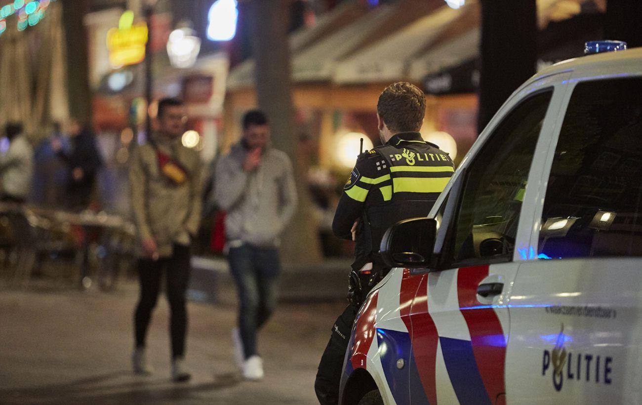 В Нидерландах в первую ночь действия комендантского часа задержали 25 человек