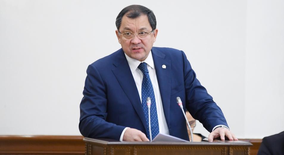 Нурлан Ногаев назначен акимом Мангистауской области