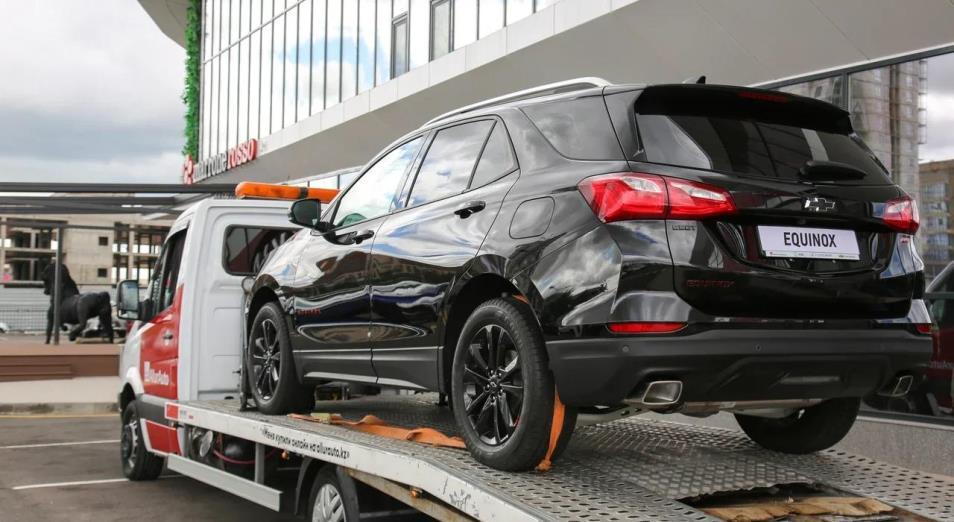 Автокредит в несколько кликов: в Казахстане впервые запустили онлайн-продажу машин