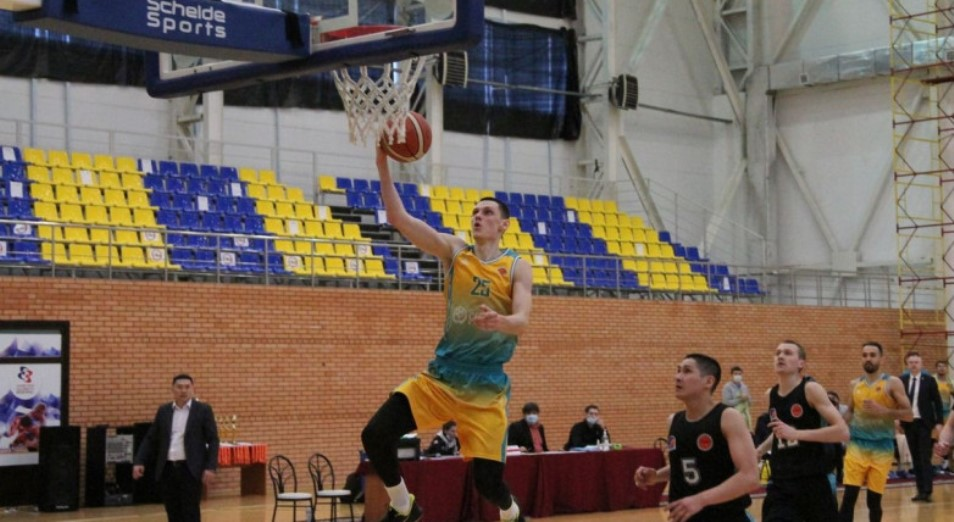 «Астана» в третий раз подряд оставила «Тобол» без баскетбольного Кубка