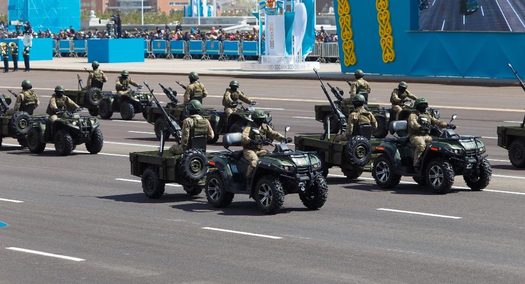Какие праздничные мероприятия пройдут в Казахстане в честь 7 Мая