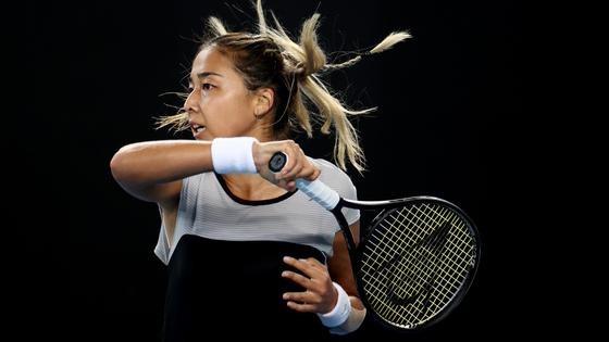 Как Зарина Дияс завершила выступление на турнире WTA в Люксембурге