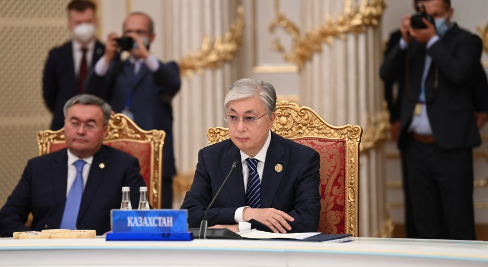 Токаев озвучил позицию Казахстана по ситуации в Афганистане
