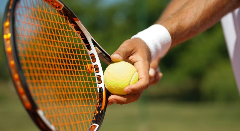 Определились победители парных разрядов чемпионата страны по теннису