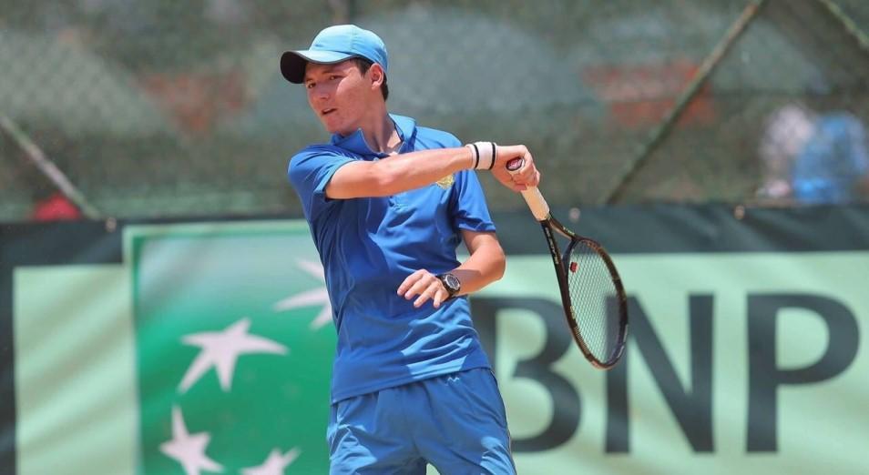 Казахстанское дерби пройдет на турнире серии ITF в Телави