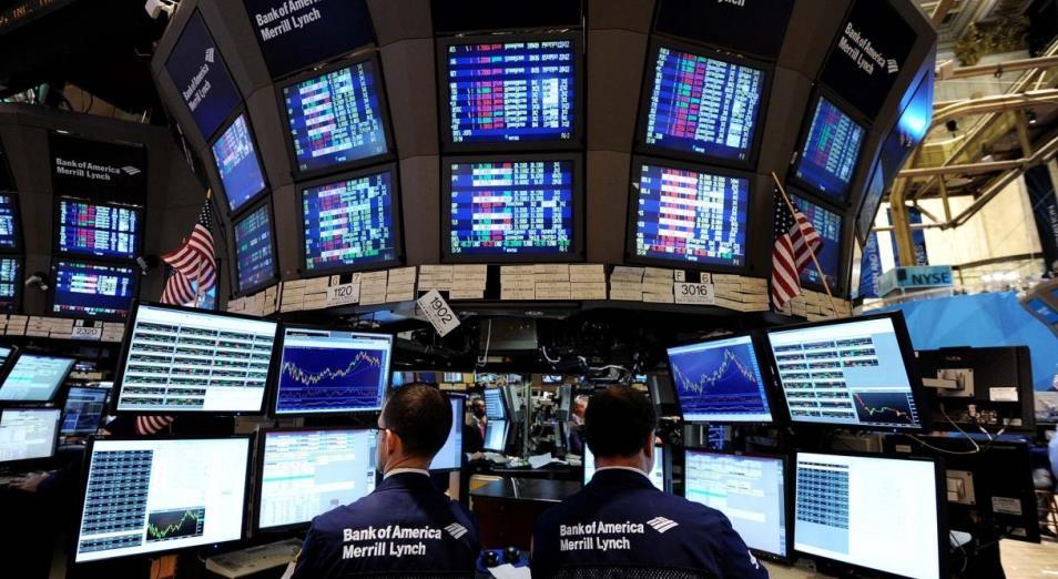 Сильные отчетности американских компаний способствует росту фондового рынка