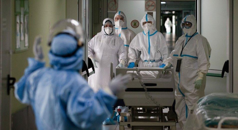 Количество новых заболевших в РК продолжает бить антирекорд