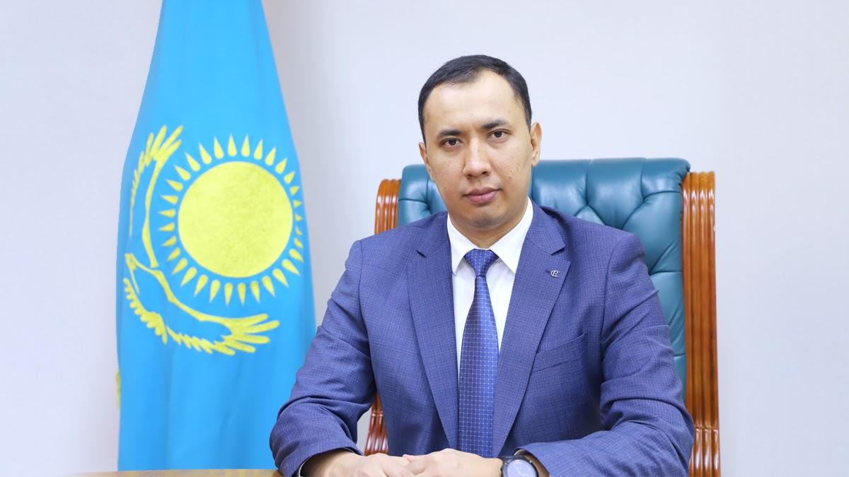 Абзал Бейсенбекулы назначен руководителем аппарата министерства финансов РК