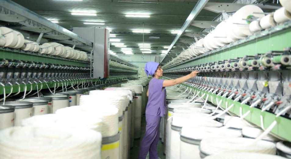 Текстильные фабрики в Шымкенте получили статус СЭЗ