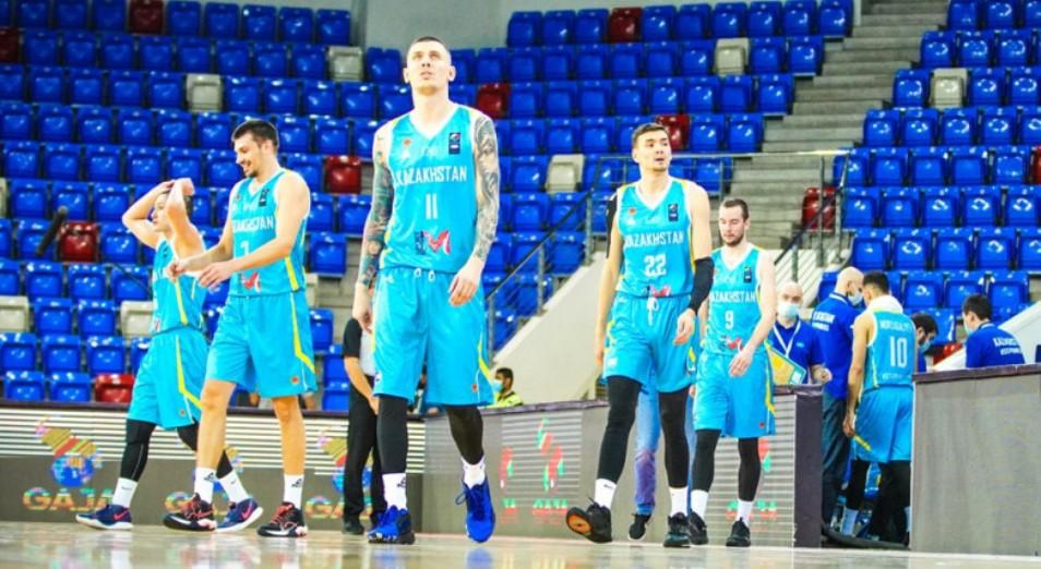 Казахстан смел Шри-Ланку в отборе баскетбольного Кубка Азии-2021