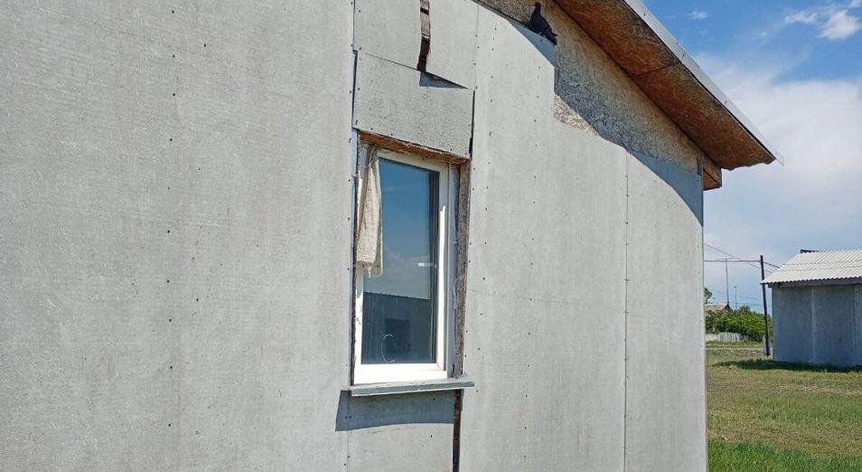 Счетный комитет: В СКО приобретены жилые дома для переселенцев, которые были не готовы для проживания