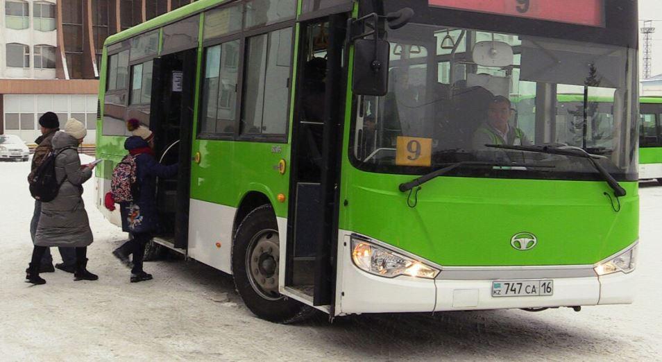 ВКО провалила проект модернизации общественного транспорта?
