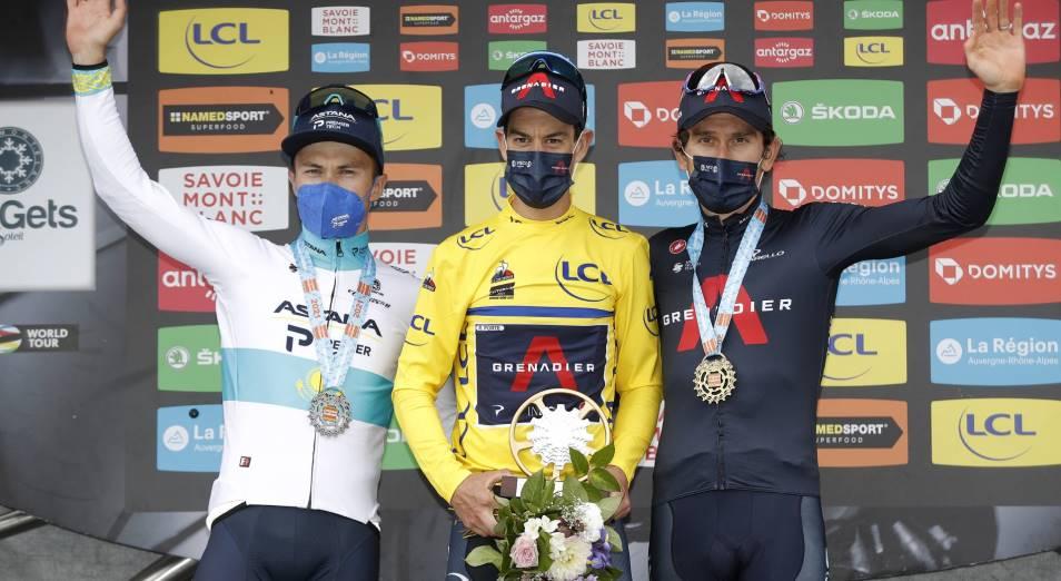 Луценко стал вторым по итогам «Критериум дю Дофине»