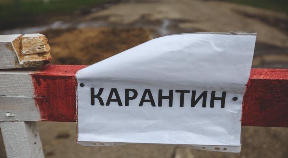 Карантин усилят в нескольких регионах Казахстана