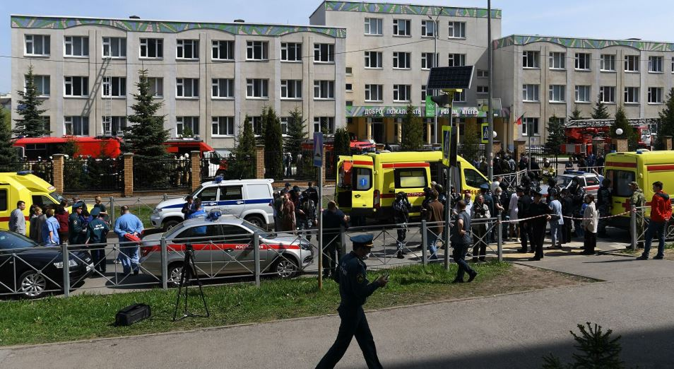 Какую работу ведет министерство образования после трагедии в Казани