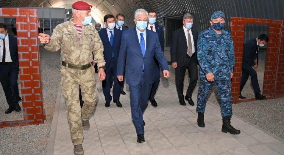 Токаев об Афганистане: Происходящие события создают определенные риски