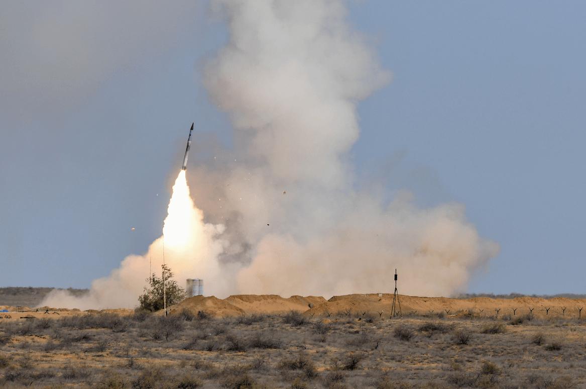 Россия испытала на полигоне в Казахстане новую ракету системы ПРО