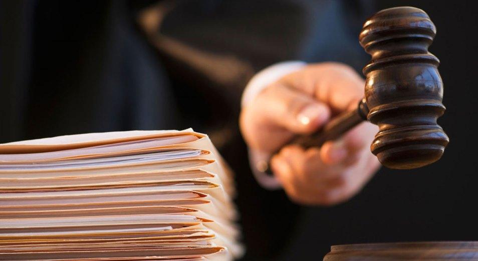 Осужденный экс-руководитель юстиции Туркестанской области обжаловать приговор не стал