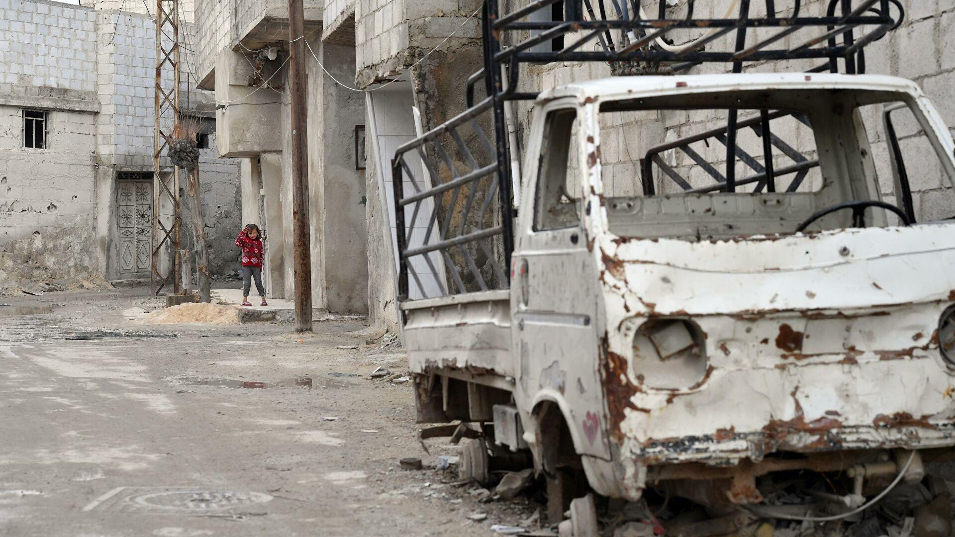 Пожар в лагере беженцев в Сирии: есть погибшие