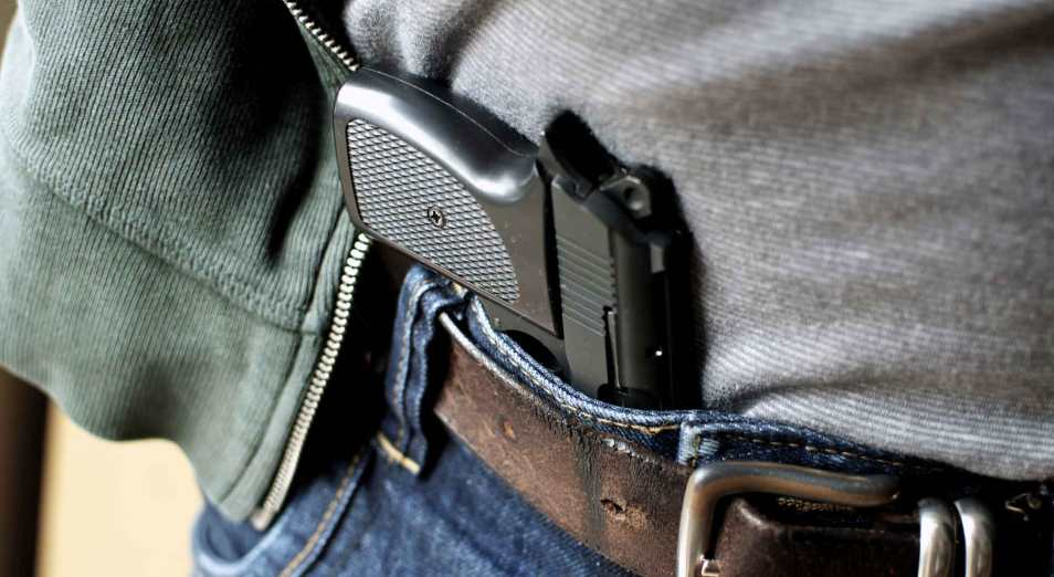 В Казахстане предложили повысить возраст для ношения оружия с 18 до 24 лет