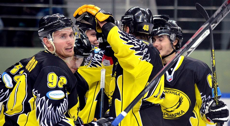 Чемпионат РК по хоккею: «Сарыарка» в финале – и ждет «Арлан»