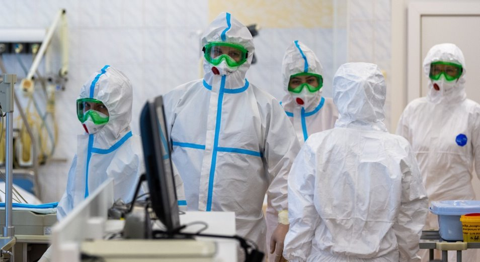 Коронавирус в Казахстане: данные на 27 января