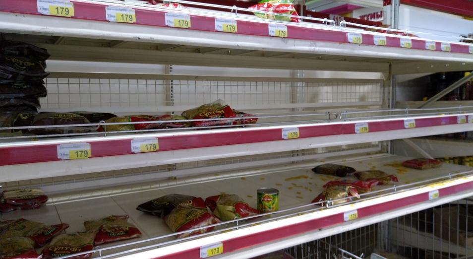 Предельные цены могут привести к дефициту товаров