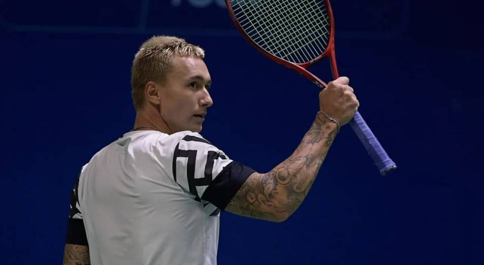 Евсеев вышел в четвертьфинал одиночки «фьючерса» в Черноморске