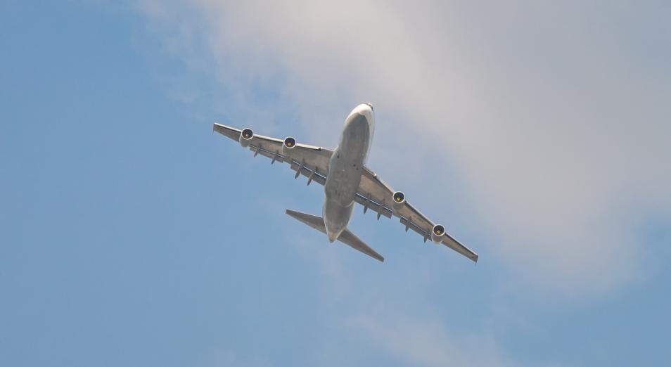 Доходы авиакомпаний от пассажирских перевозок выросли в полтора раза