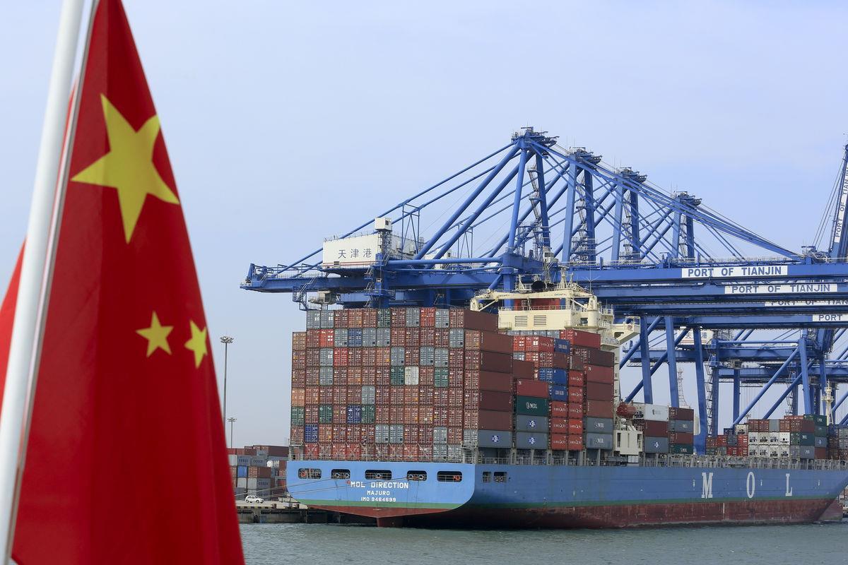Рост импорта КНР в апреле был максимальным за 10 лет – 43,1%