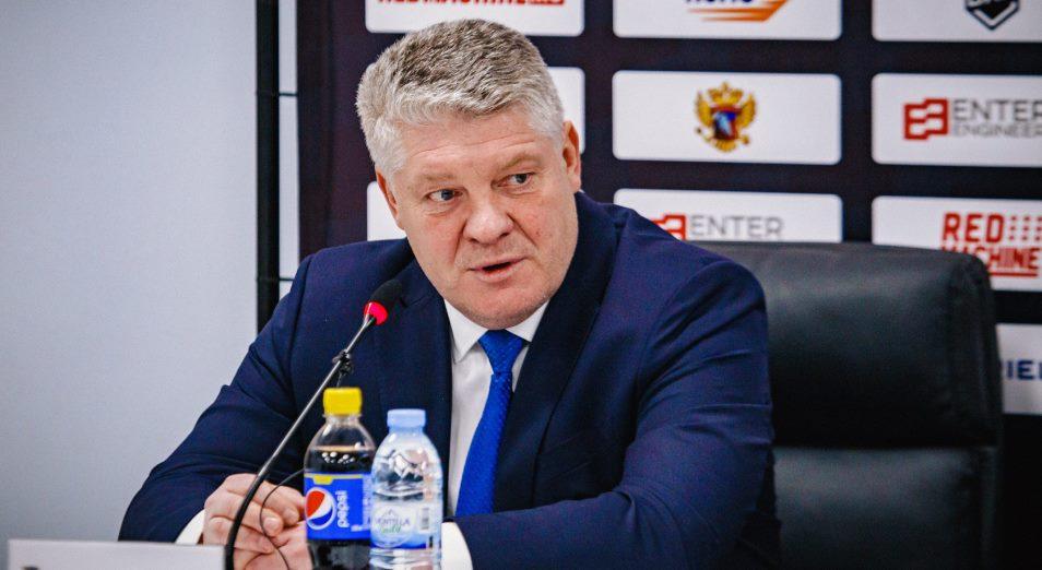 «Барыс» объявил о продлении контракта с Михайлисом-старшим